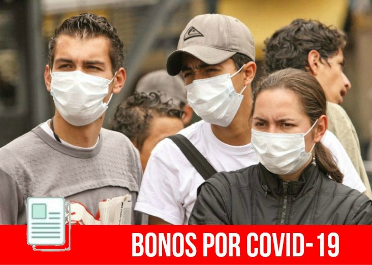 Bonos por Covid-19